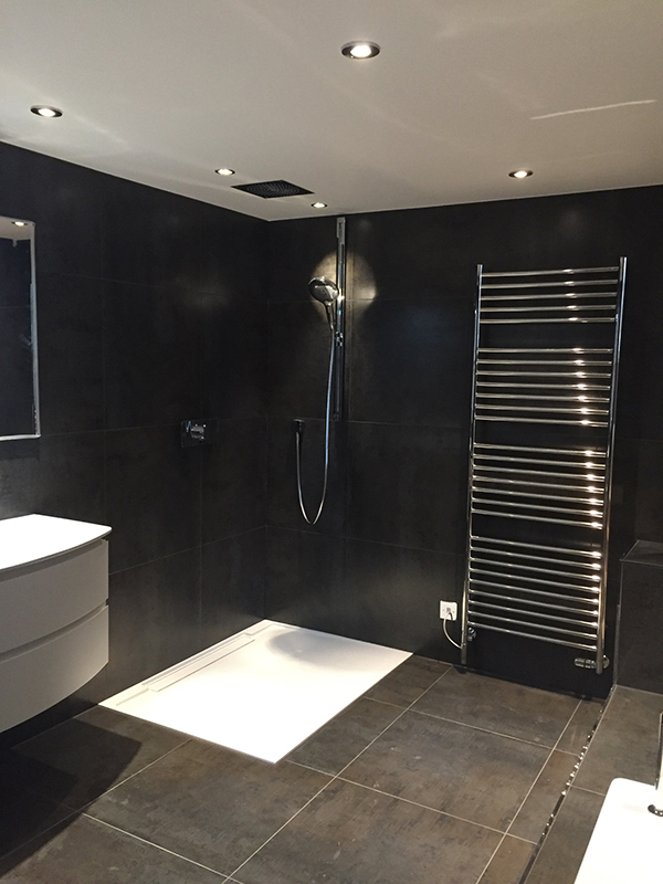 Fitting A Shower Tray >> Ealing W5 | Bathroom Installations
